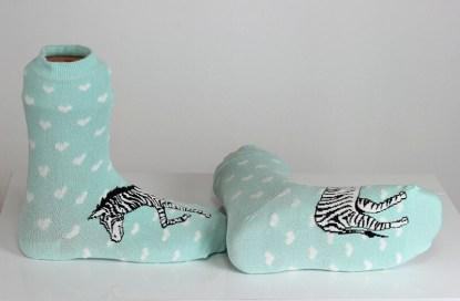 Horse Heart Socks