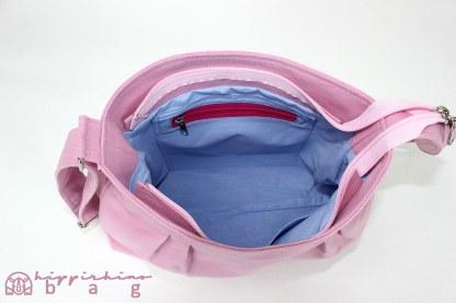 Candy Pink Purse Bag