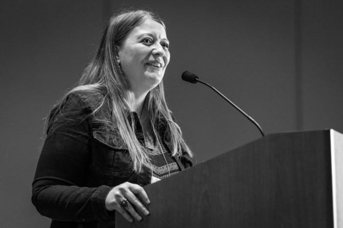 donna talarico at mic hippocamp 2017