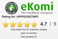 Opiniones clientes por eKomi