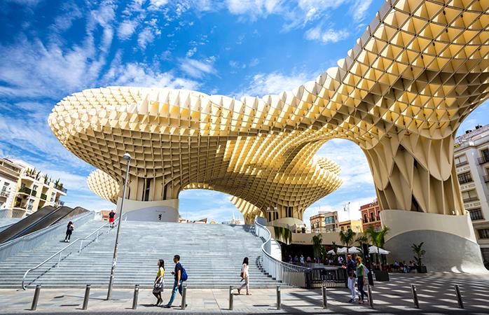 Seville automne