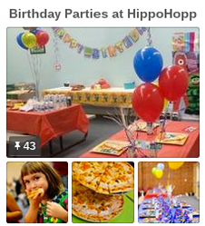 KIds Birthday Parties, Decor, balloons, Face painting, Party menu