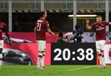 AC Milan Eye Euro Return after Holding Napoli