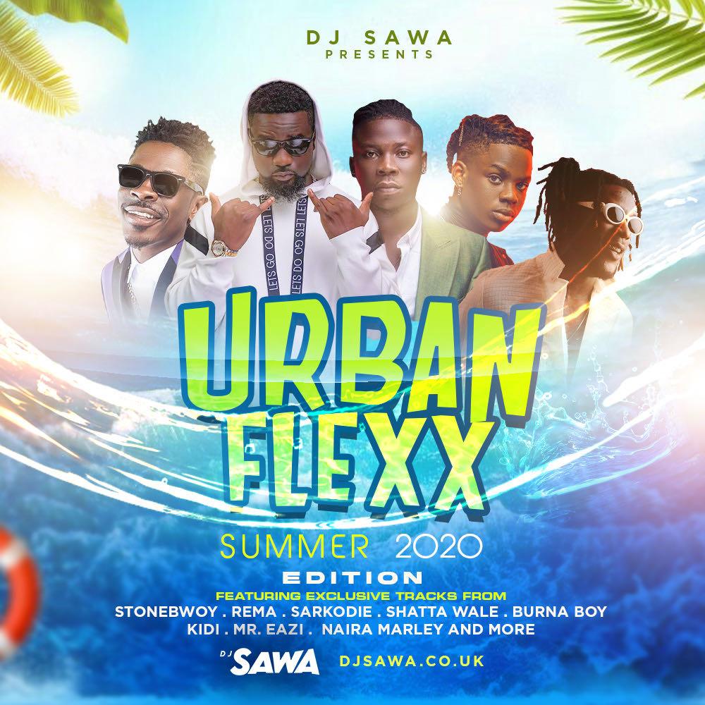 DJ Sawa Urbanflexx End Of Summer 2020 Mixtape