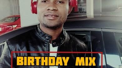 Dj Iyke Gh Birthday Mix Vol 1