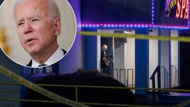 Joe Biden Responds To Atlanta Massage Spa Shootings