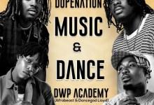 DopeNation Ft Dancegod Lloyd x Afrobeast - Jollof Waakye