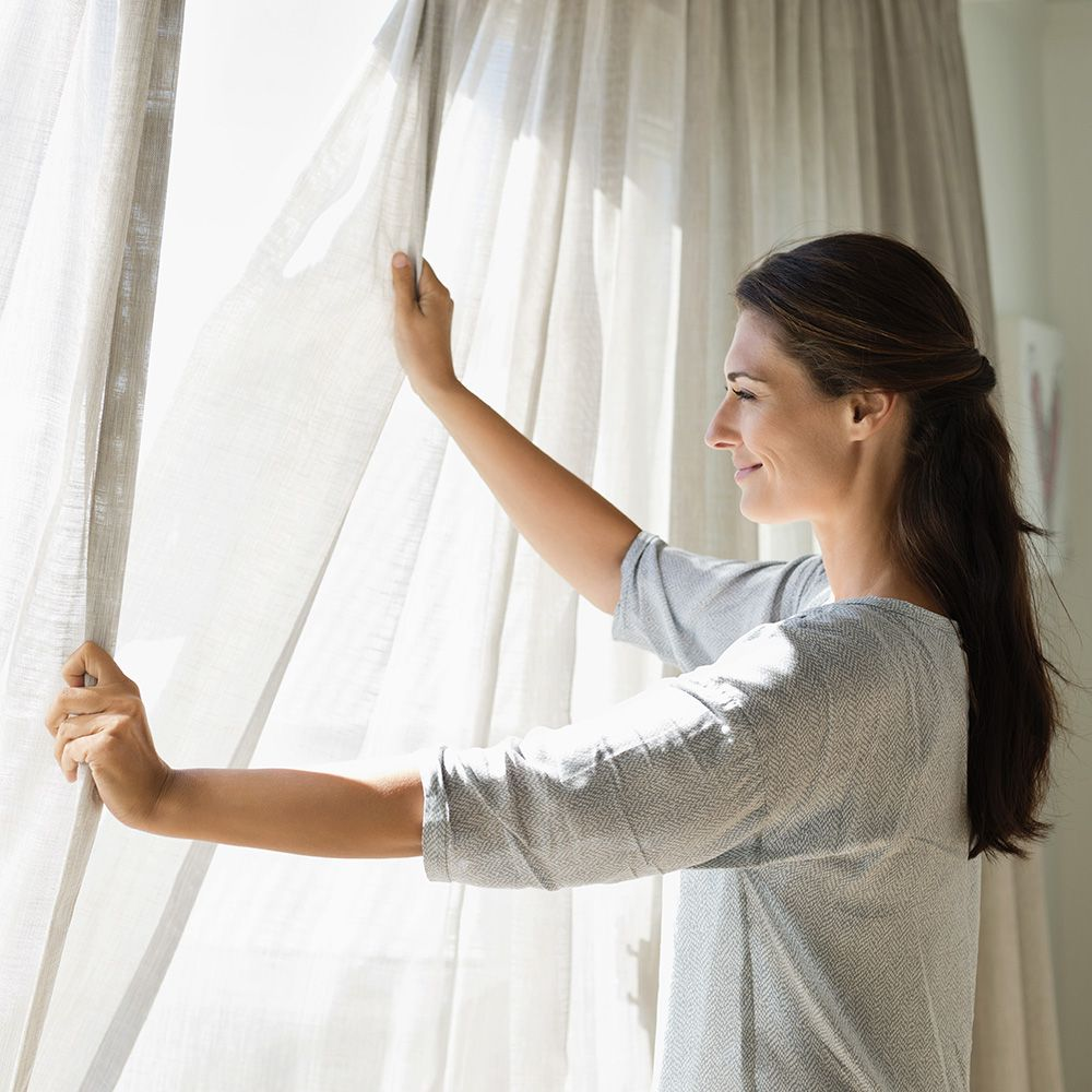 how to clean your curtains ghi guide