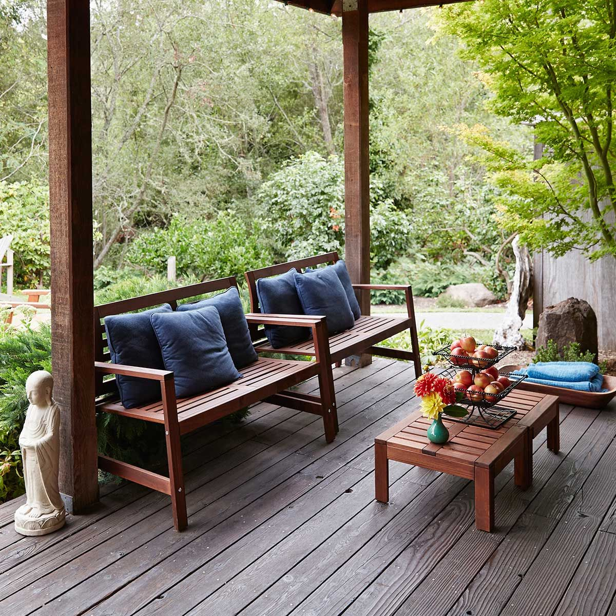 our guide to cleaning your patio and garden furniture