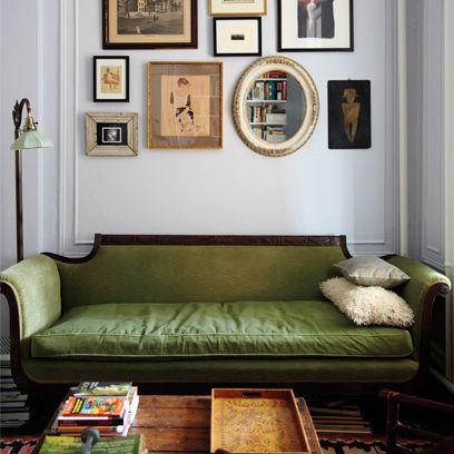 Modern Retro Living Room Interiors Redonline