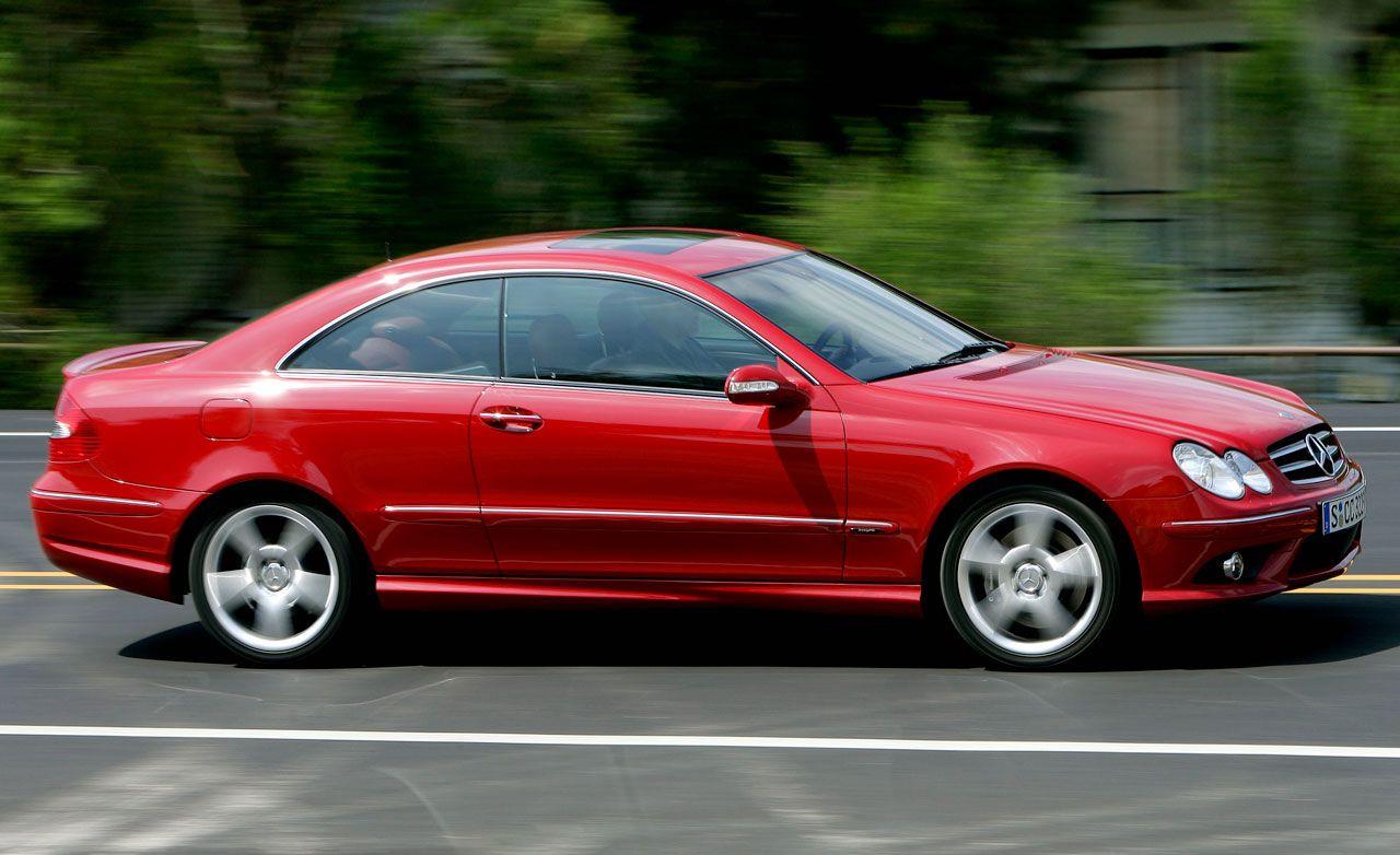2003 MercedesBenz CLKclass