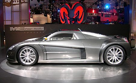 Chrysler me four twelve price