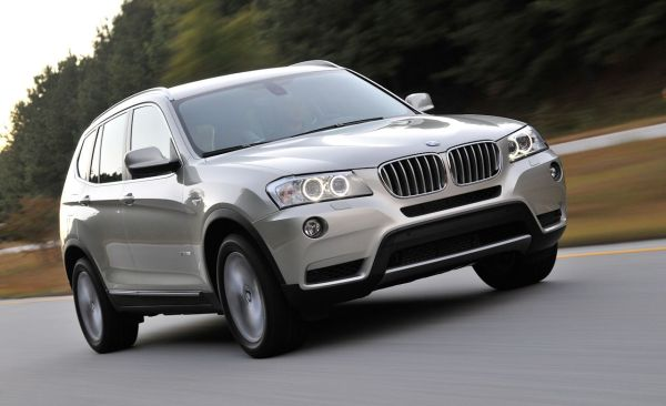 2011 BMW X3 – Review – Car and Driver