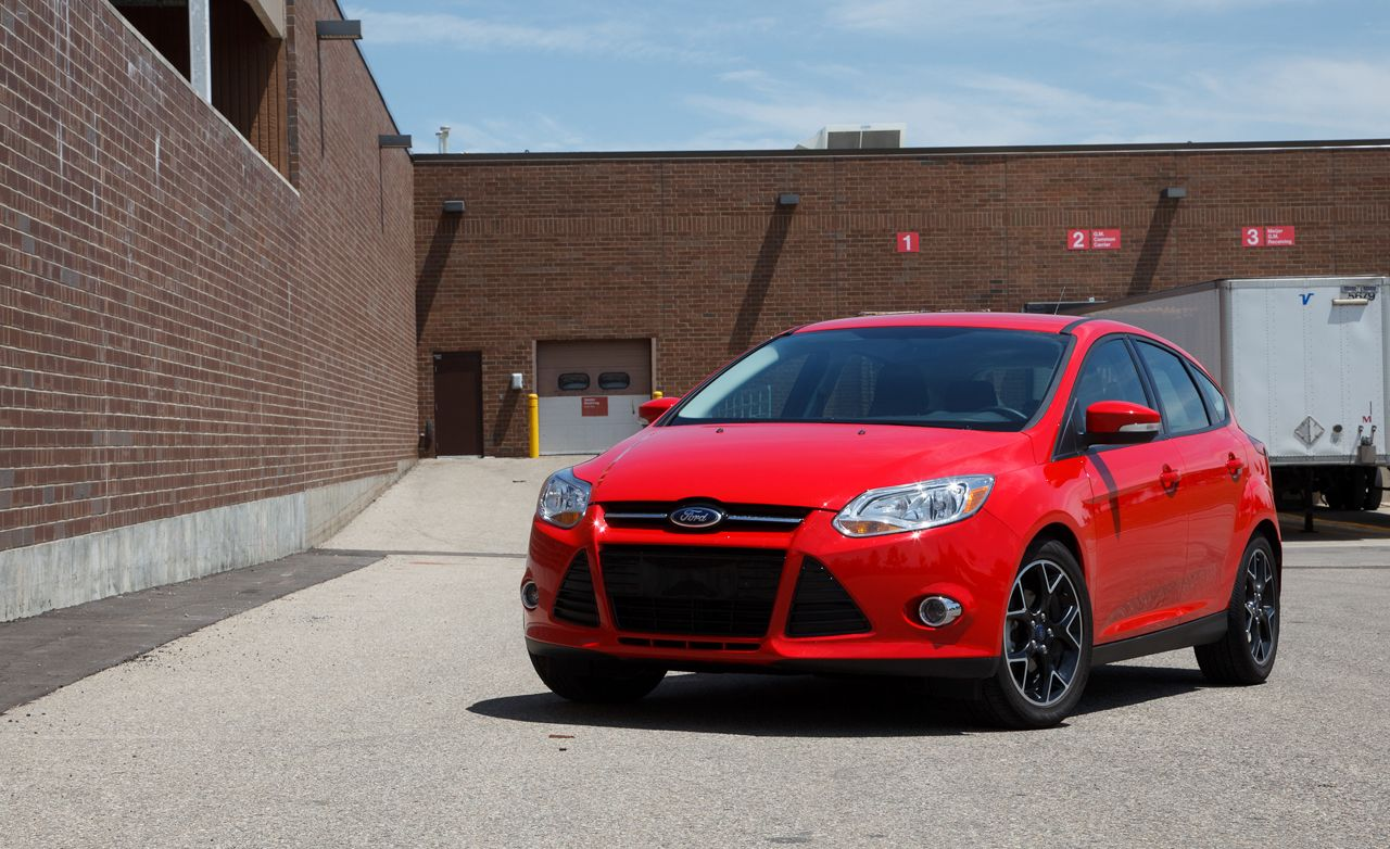 2012 Ford Focus Se Long Term Road Test Review Car And