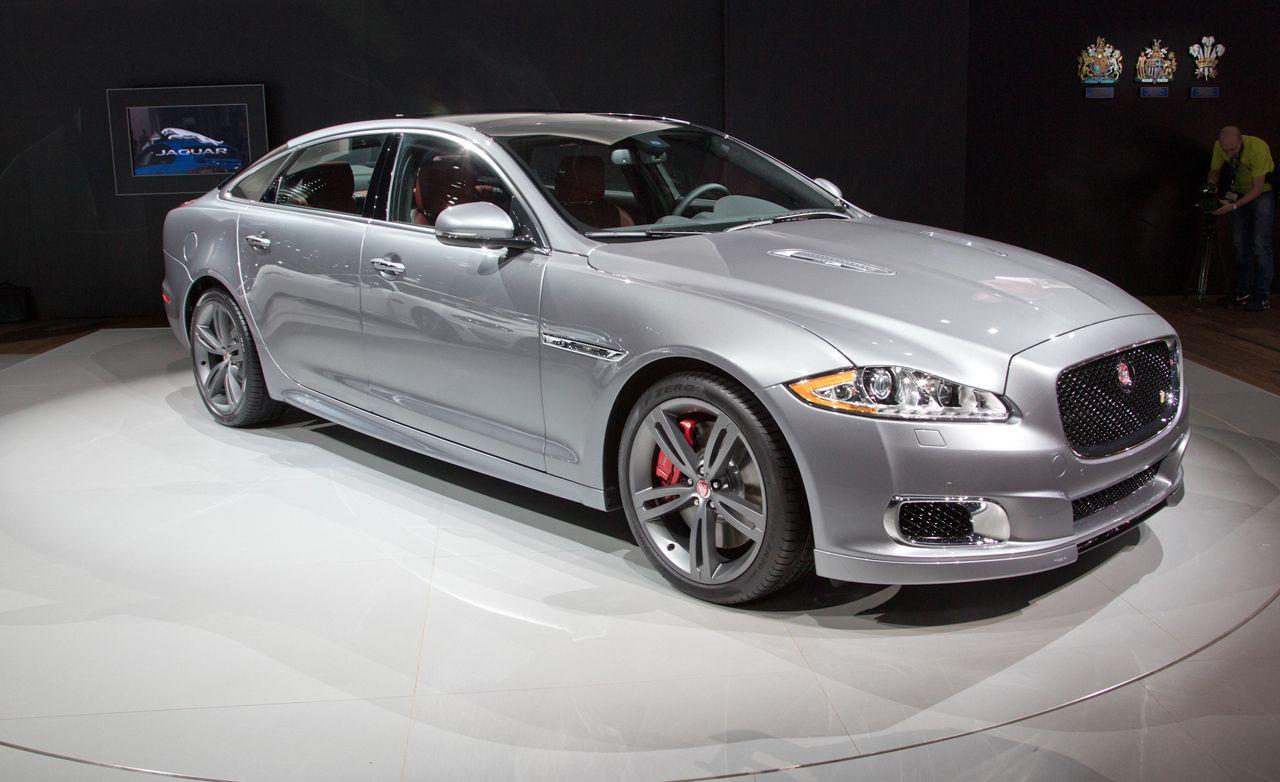 2014 Jaguar XJR Photos and Info – News – Car and Driver