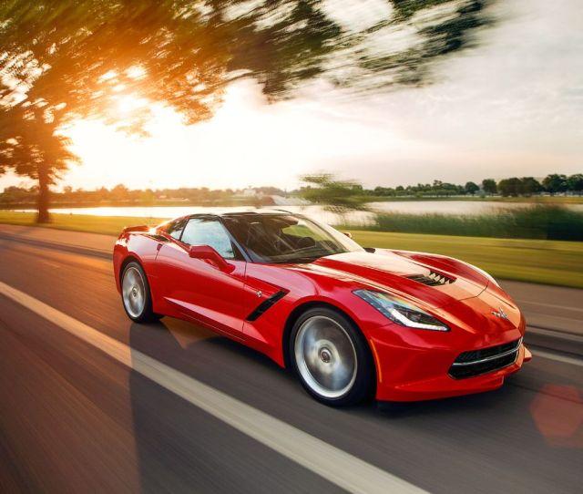 Chevrolet Corvette Stingray Z Road Test Review Car And Driver