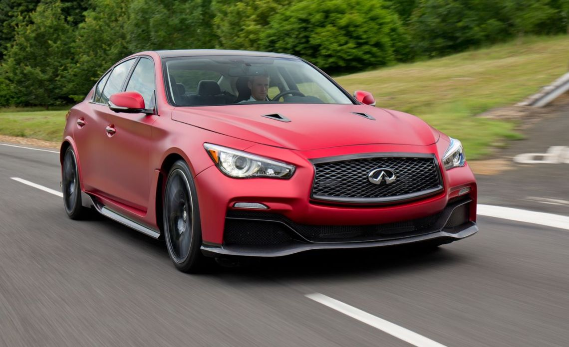 2018 Infiniti Q50 Coupe Eau Rouge First Drive | Car Models ...