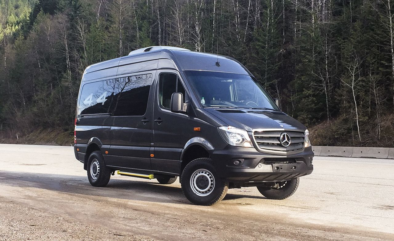 Full Size Awd Conversion Vans
