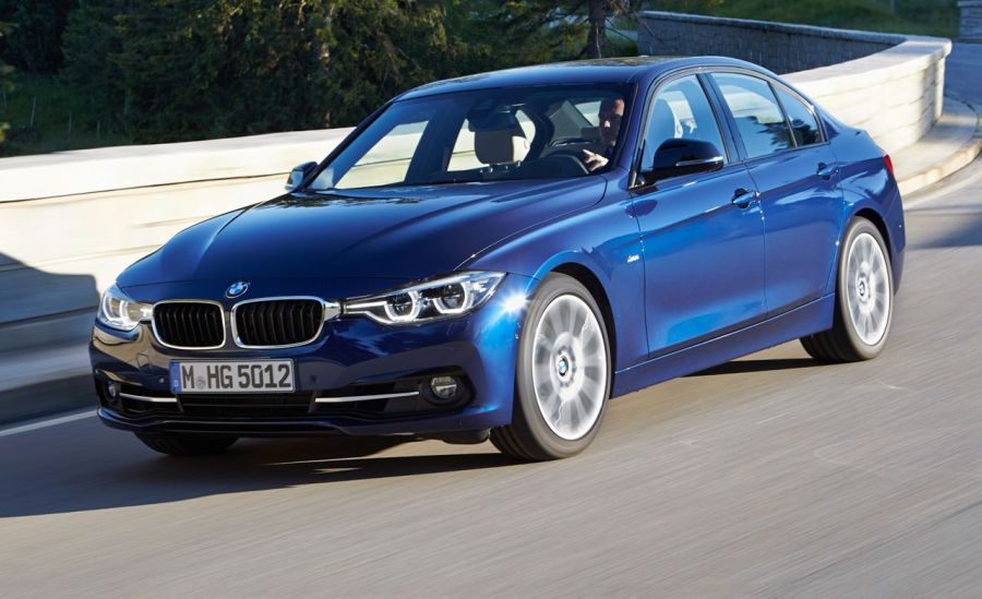 2016 BMW 3-series / 340i First Drive   Review   Car and Driver
