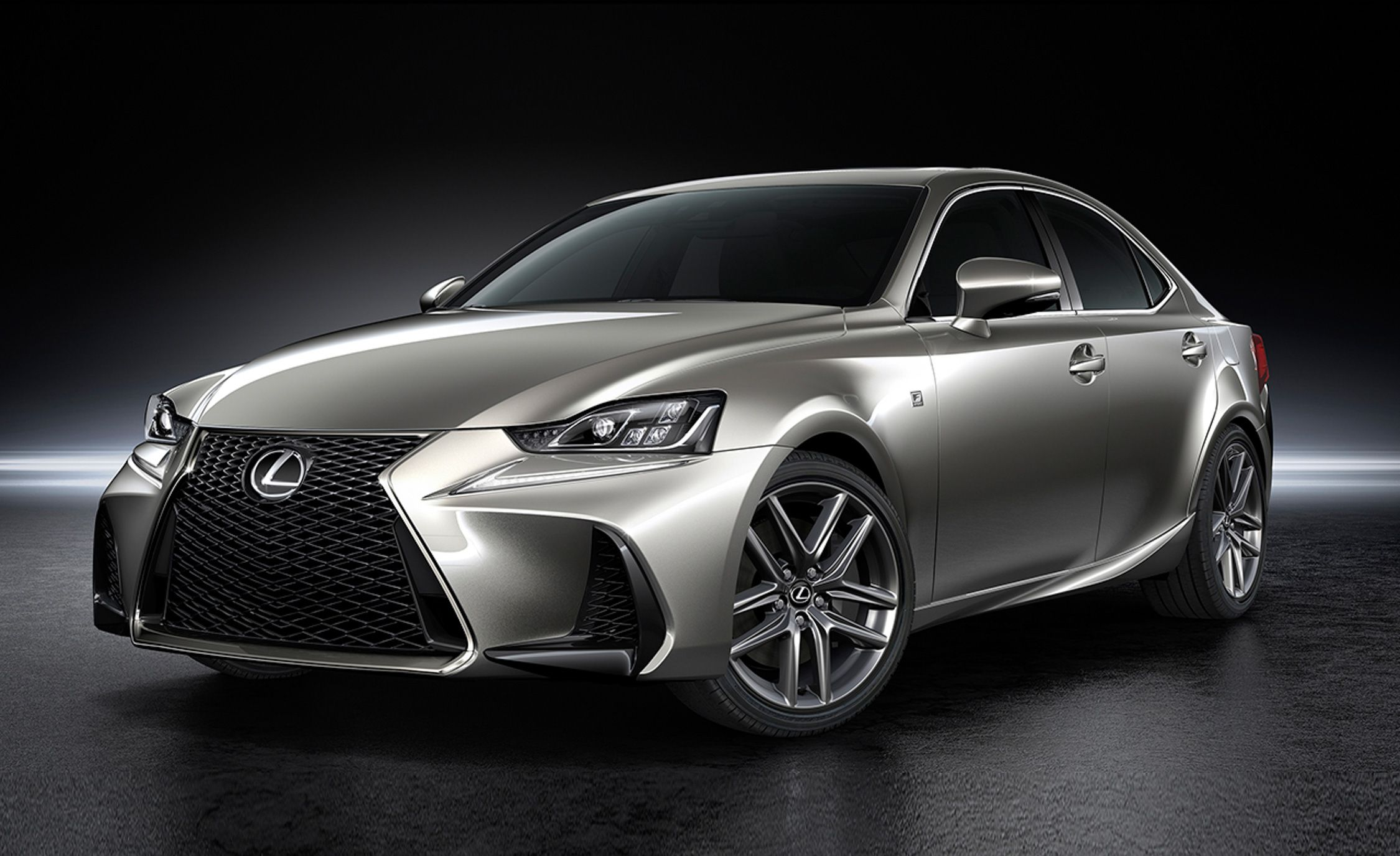 2017 Lexus IS Sedan s and Info – News – Car and Driver