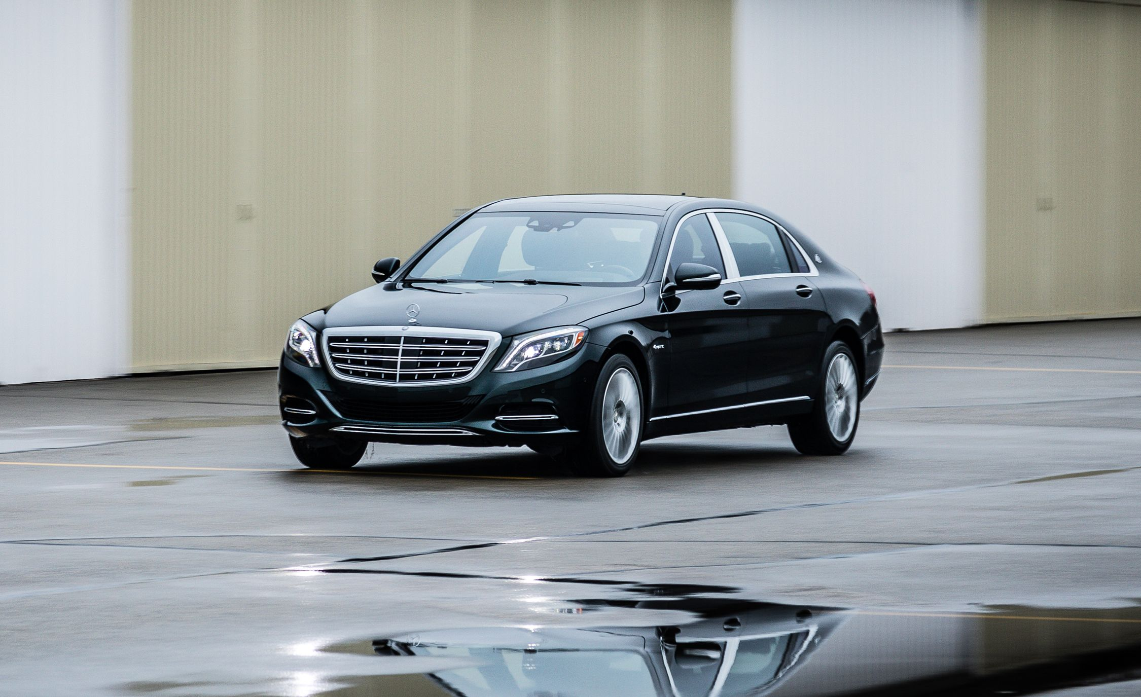 2017 Mercedes Maybach S550 4MATIC Test Review Car And