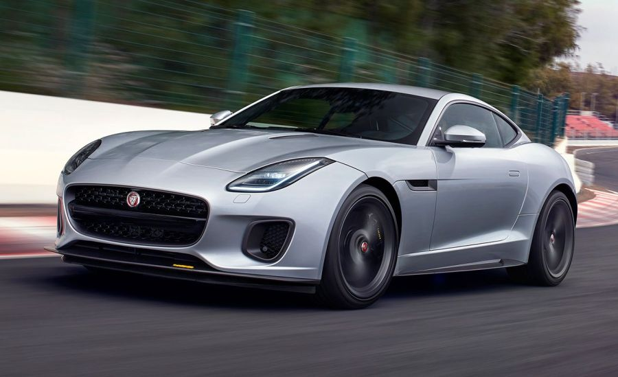 2018 jaguar f-type photos and info | news | car and driver