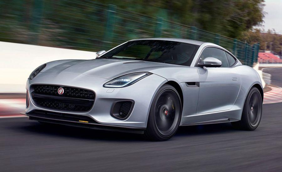 2018 jaguar f-type photos and info | news | car and driver