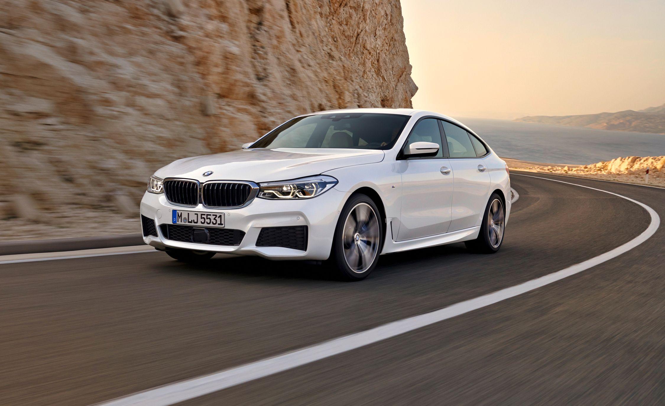 2018 BMW 6 series Gran Turismo s and Info News
