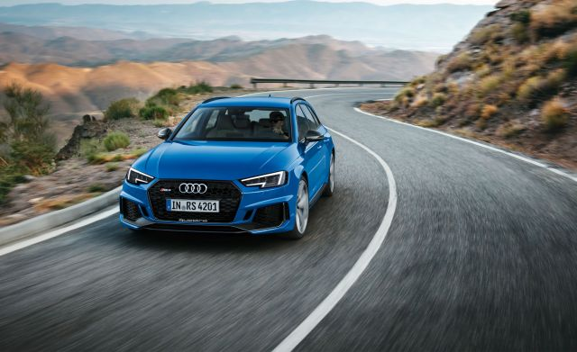 2018 Audi RS4 Avant: A Most Capacious Ass Kicker