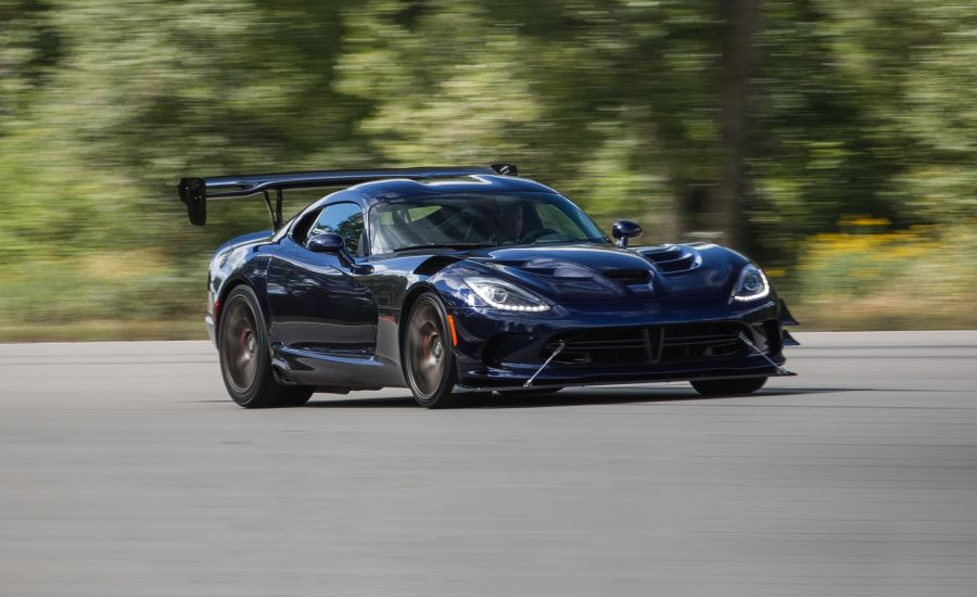 2017 Dodge Viper ACR Test   Review   Car and Driver