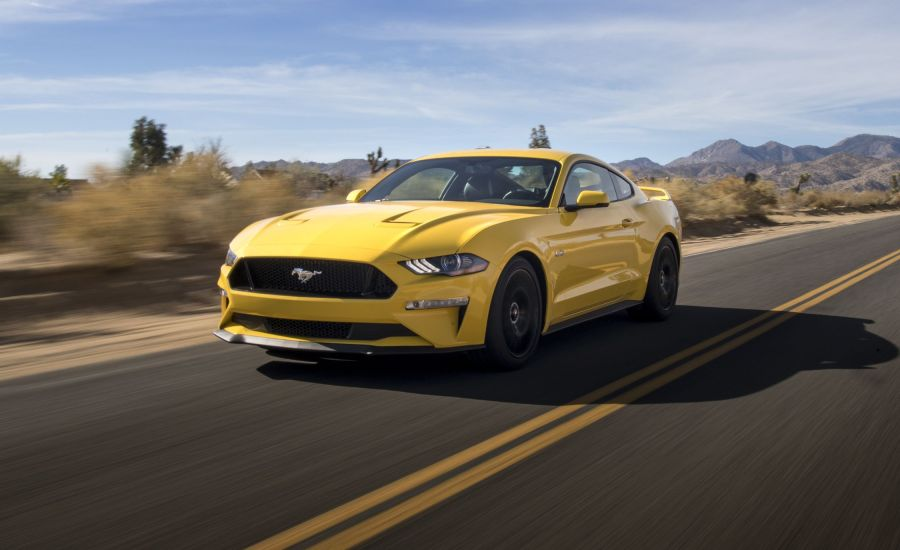 2018 Ford Mustang GT Manual Test   Review   Car and Driver 2018 Ford Mustang GT Manual