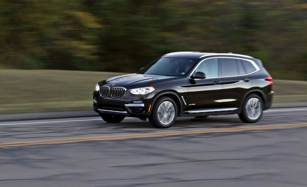 2018 BMW X3 xDrive30i Test | Review | Car and Driver