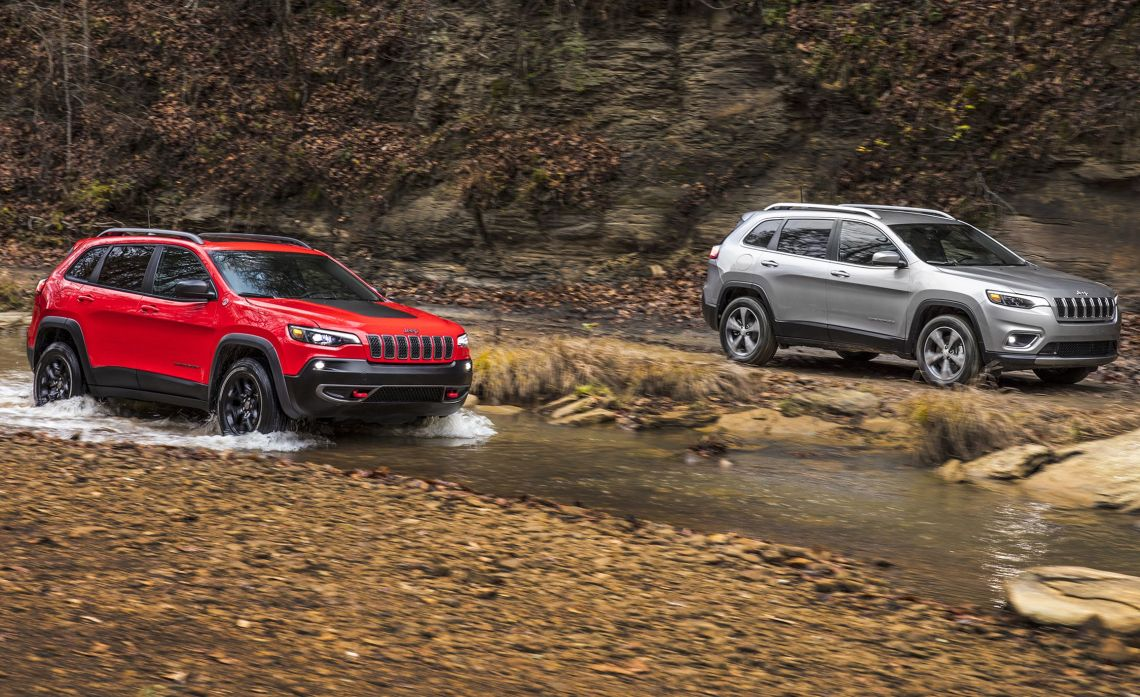 2019 jeep cherokee | in-depth model review | car and driver