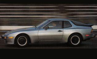 Image result for porsche 944 1984