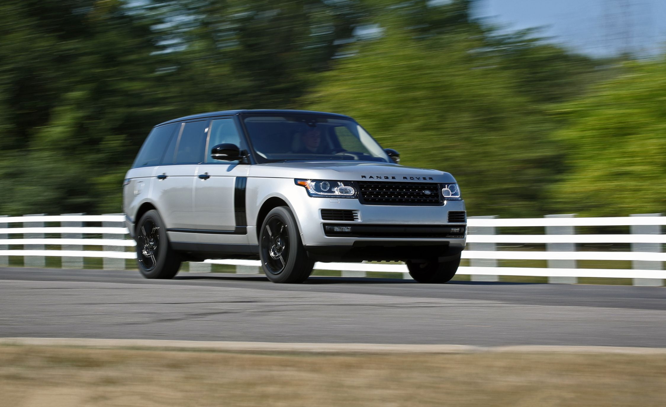 2017 Land Rover Range Rover In Depth Model Review