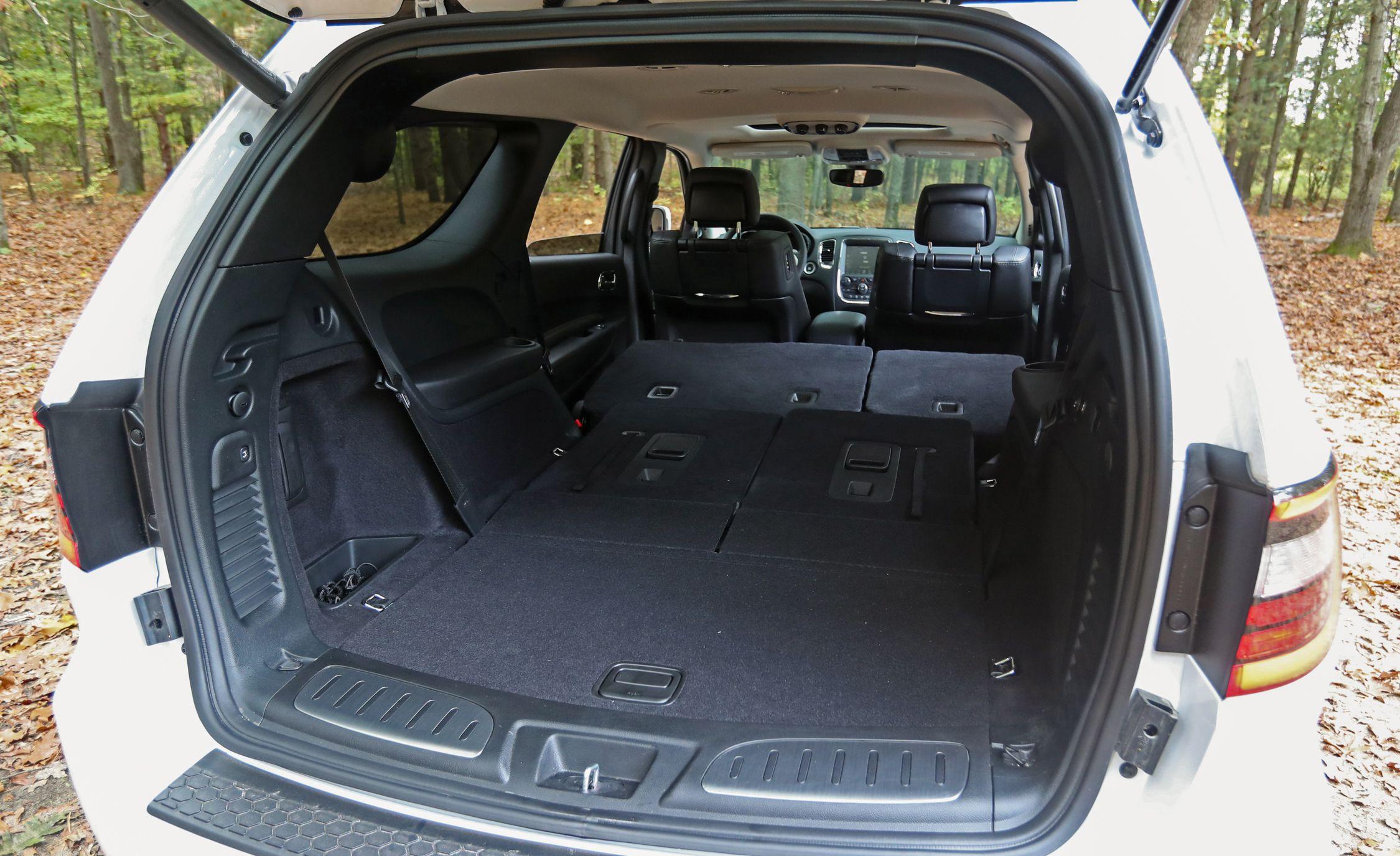 Interior Dimensions Dodge Durango Wwwindiepediaorg