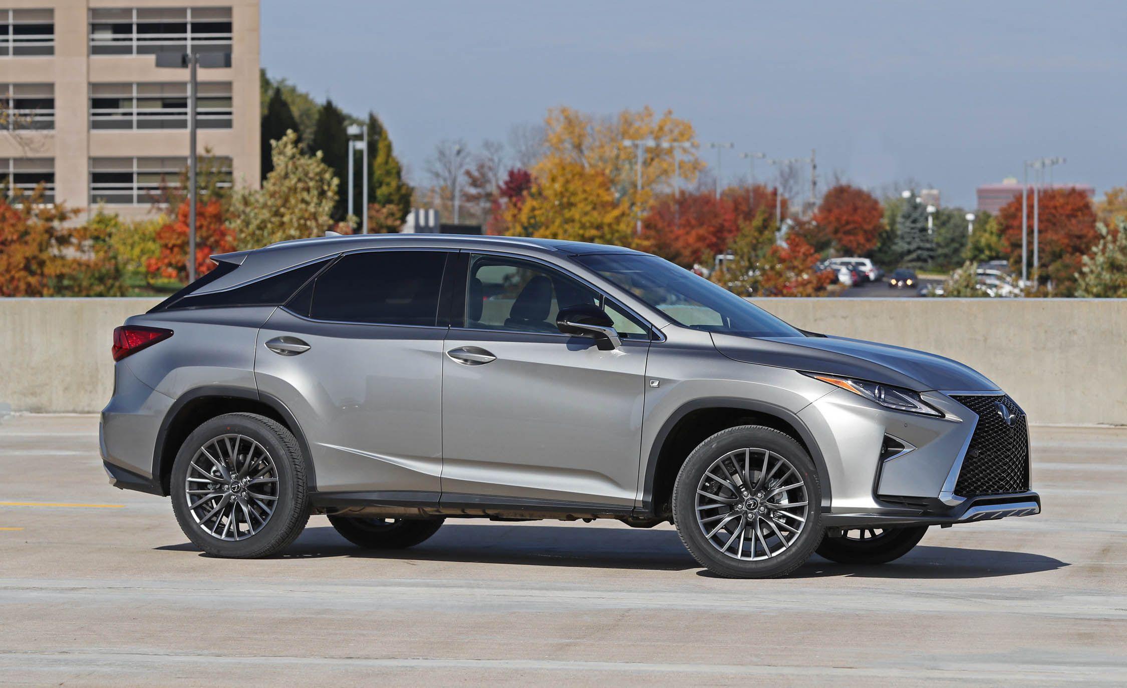 2017 Lexus RX In Depth Model Review