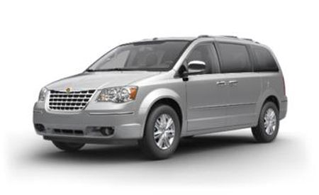 2011 Chrysler Town Country Limited 4dr Wgn Features And Specs