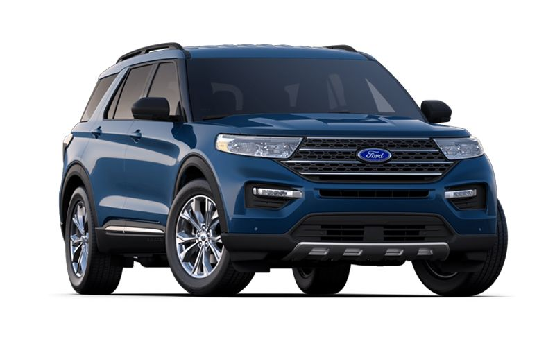 ford explorer features and specs