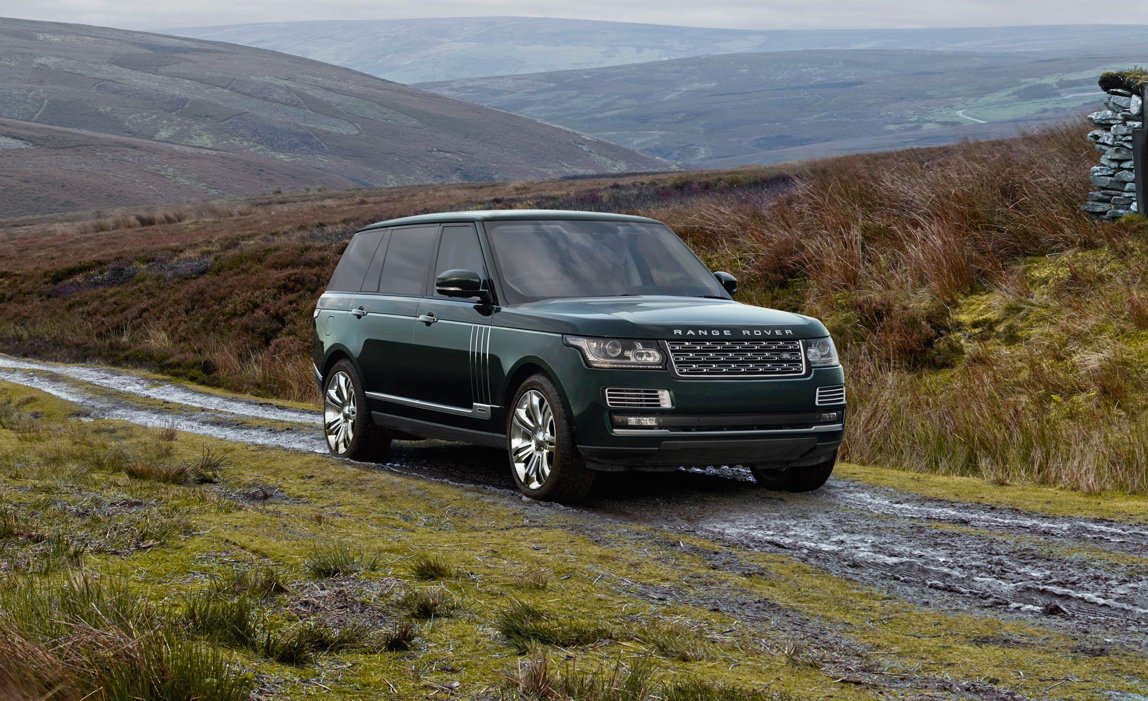 2016 Land Rover Range Rover Gallery