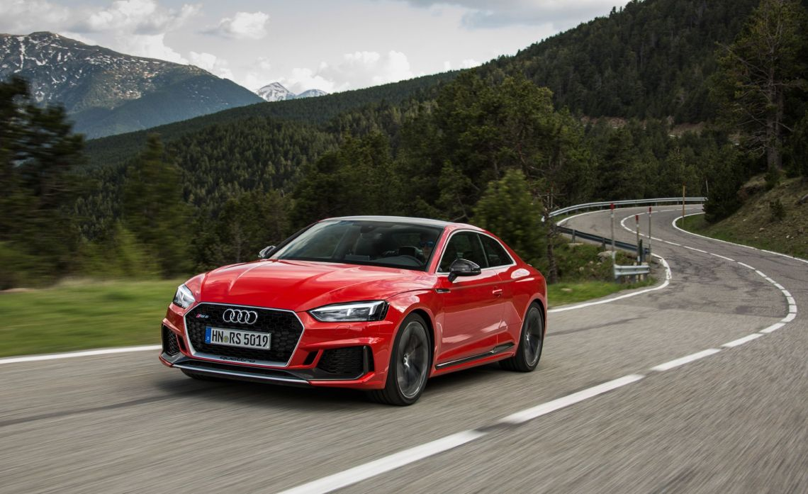 audi rs5 reviews   audi rs5 price, photos, and specs   car and driver