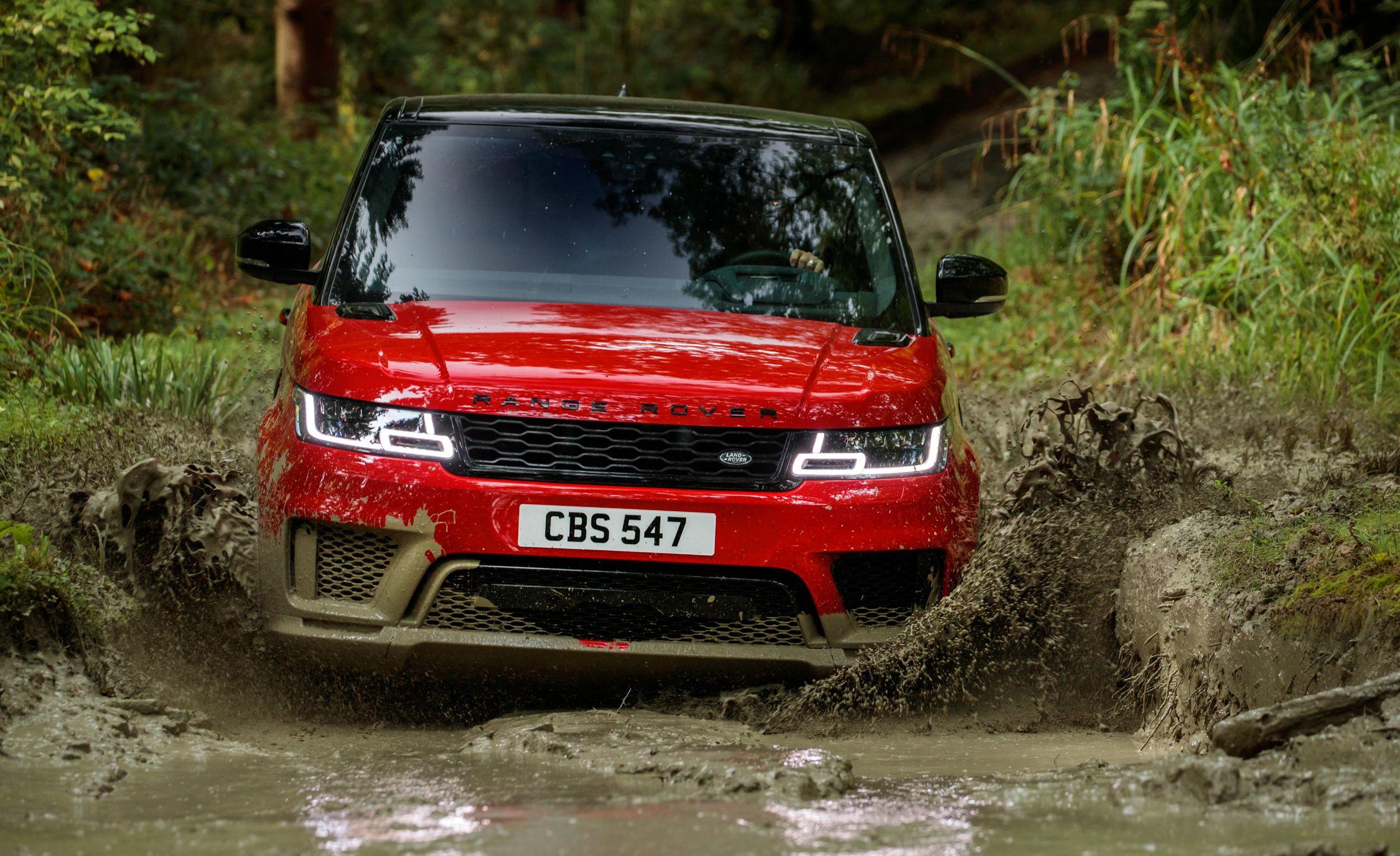 2018 Land Rover Range Rover Sport Gallery