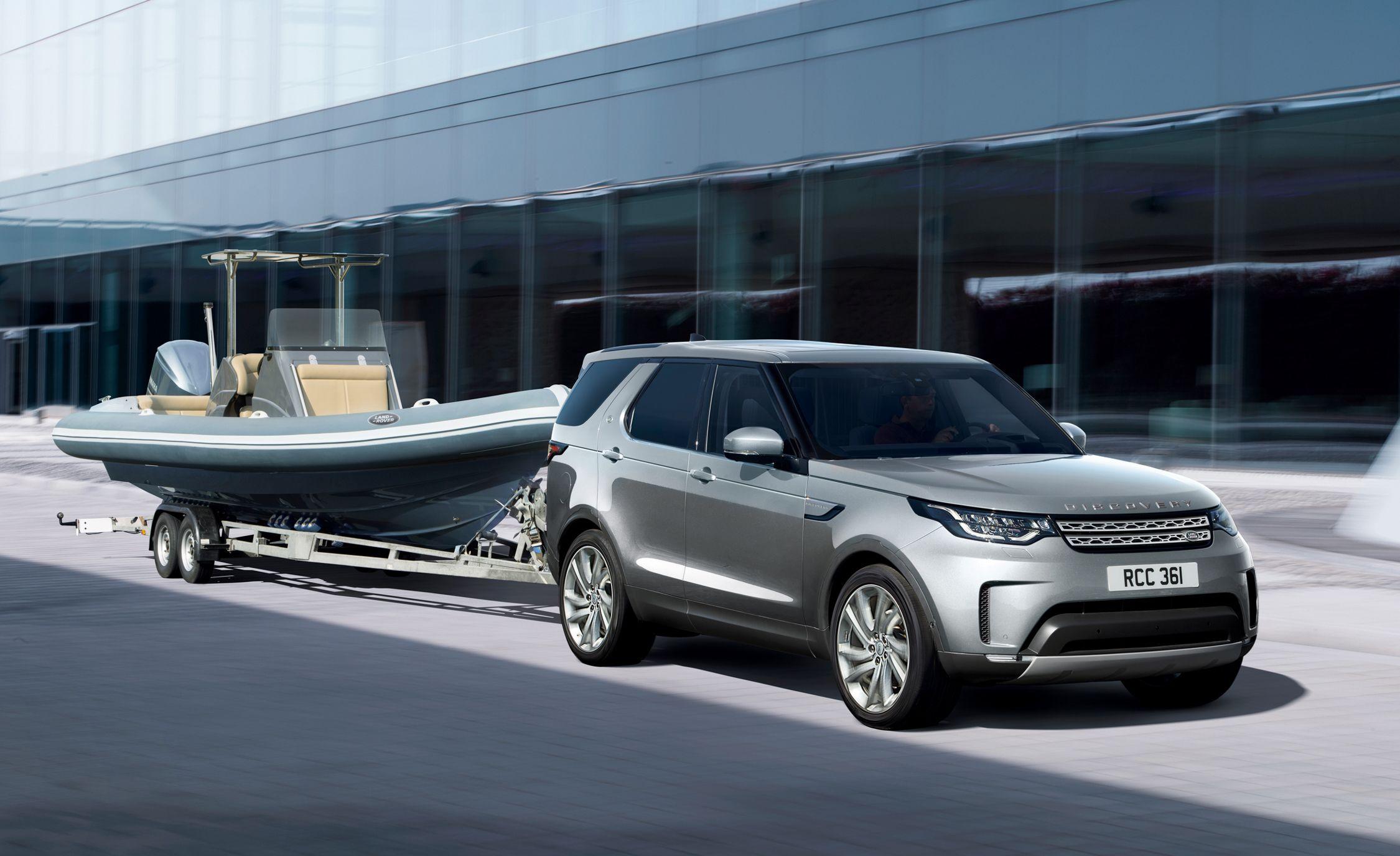 Land Rover Discovery mercial euro spec