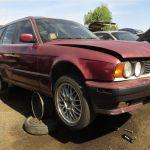 Junkyard Treasure 1993 Bmw 525i Touring