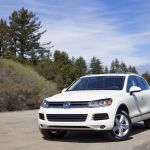 2014 Volkswagen Touareg Tdi Lux Review Notes