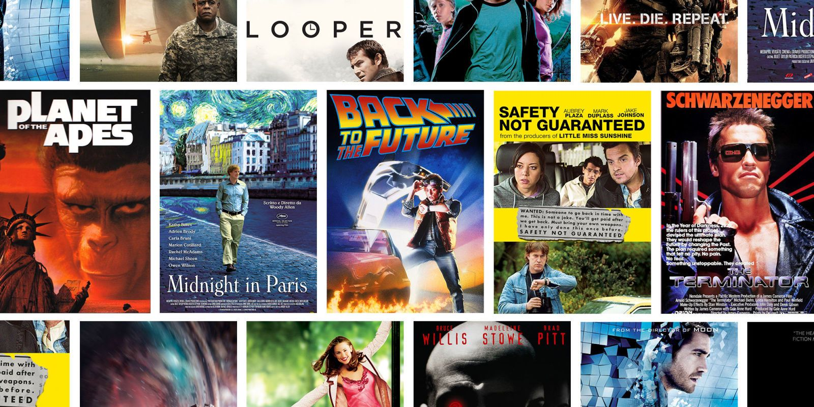 15 Best Time Travel Movies Of All Time Top Time Travel