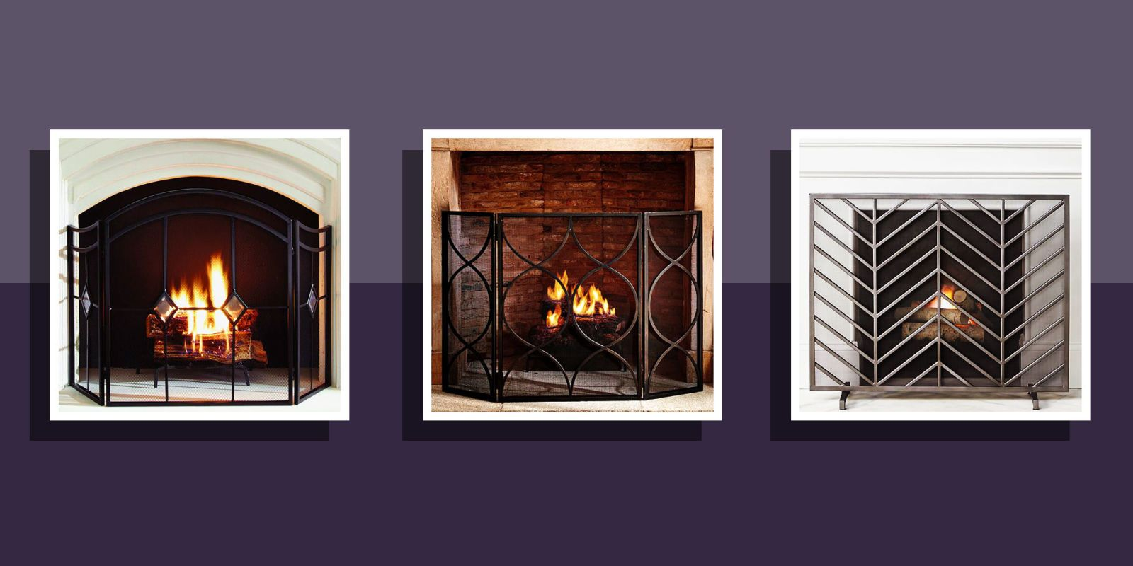 10 Best Fireplace Screens For Winter 2018
