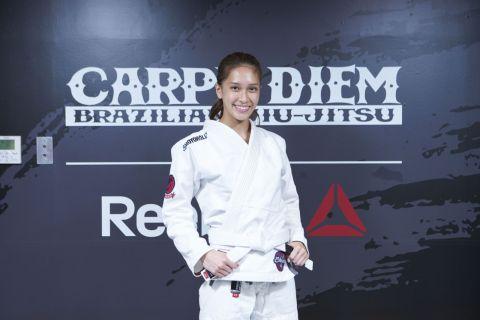 「ブラジリアン柔術 日本人 女性」の画像検索結果