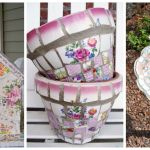 12 Creative Crafts That Take Broken China From Trash To Treasure What To Do With Broken China