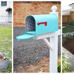 8 Easy Diy Mailbox Designs Decorative Mailbox Ideas